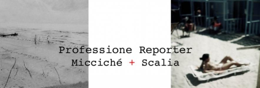 PROFESSIONE REPORTER Micciché - Diario d' inverno | Scalia - Bagnanti